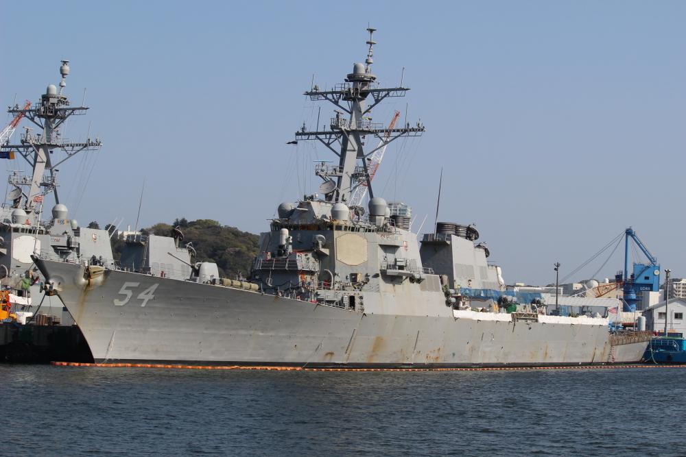 ヨコスカ軍港めぐり 023