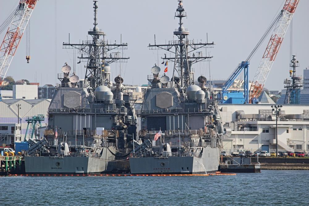 ヨコスカ軍港めぐり 026