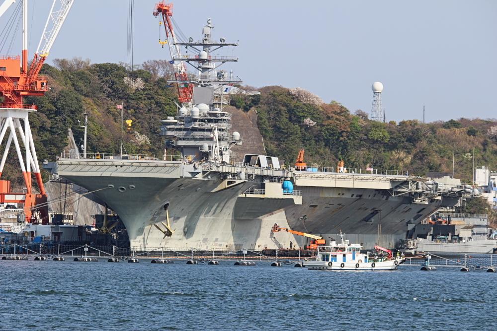 ヨコスカ軍港めぐり 035