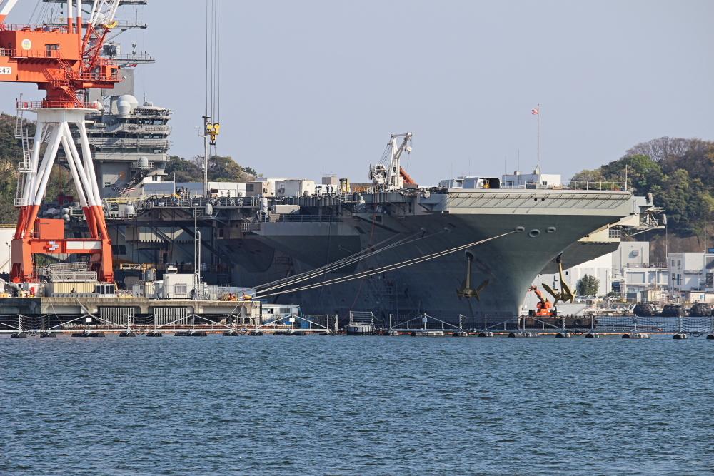 ヨコスカ軍港めぐり 046