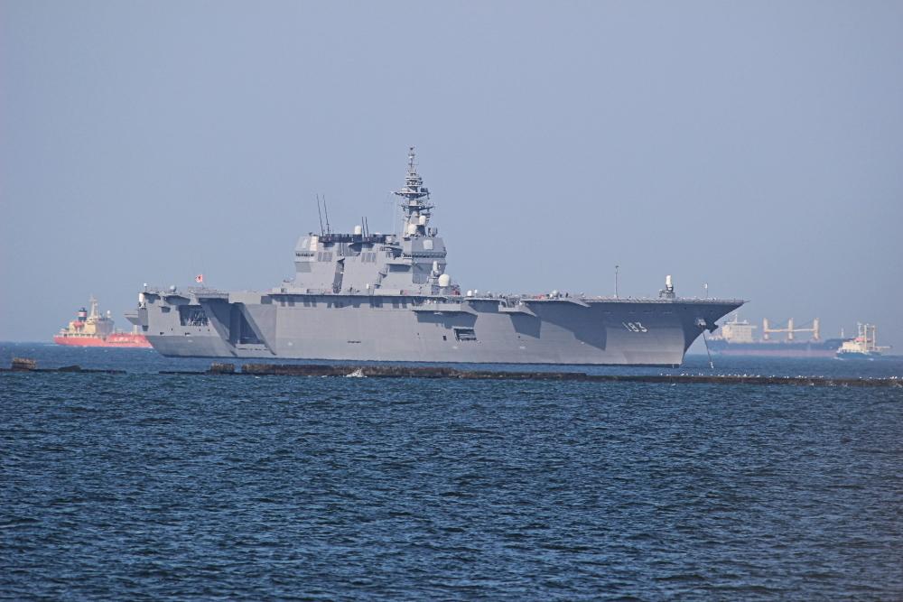 ヨコスカ軍港めぐり 053