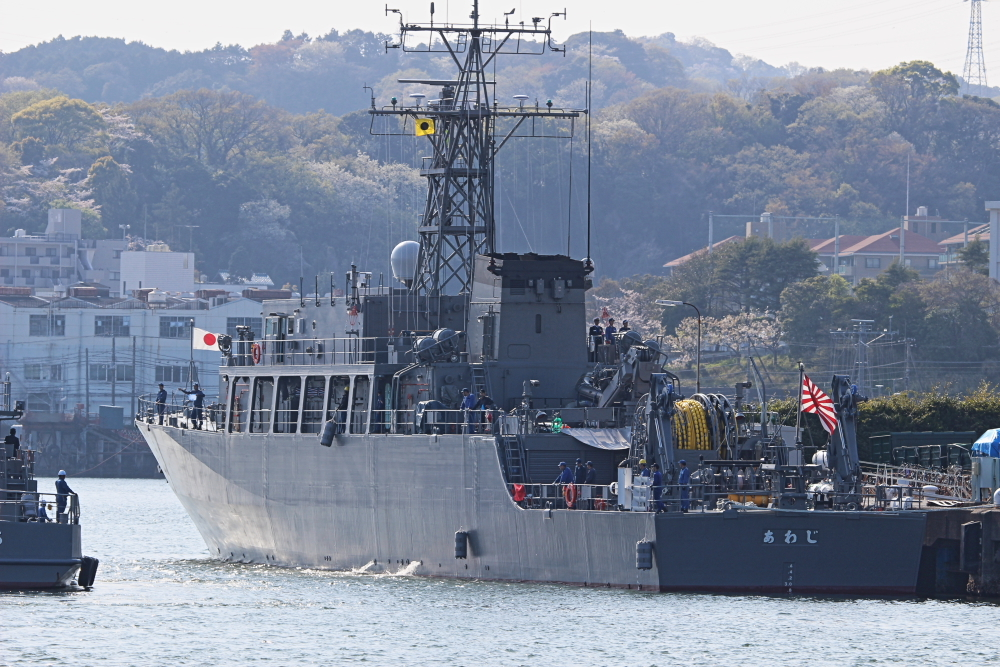 ヨコスカ軍港めぐり 067