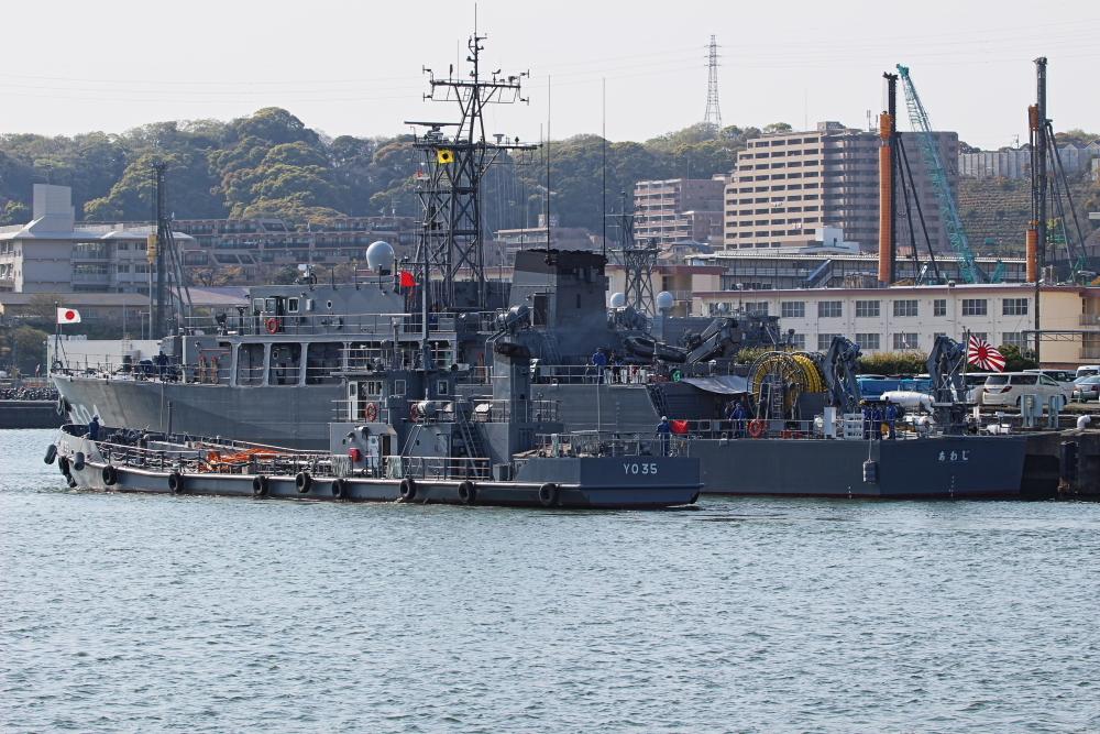 ヨコスカ軍港めぐり 076