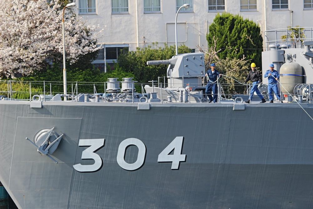 ヨコスカ軍港めぐり 103