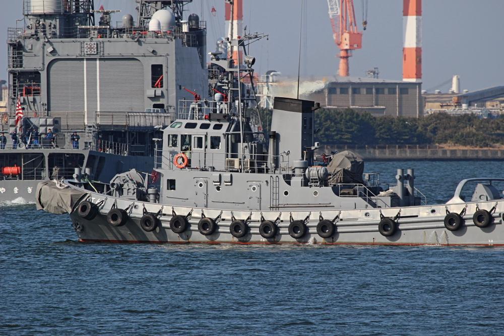 ヨコスカ軍港めぐり 116
