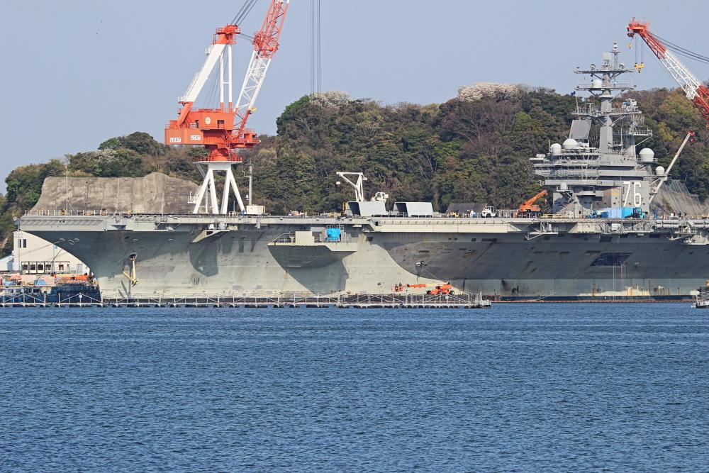 ヨコスカ軍港めぐり 120