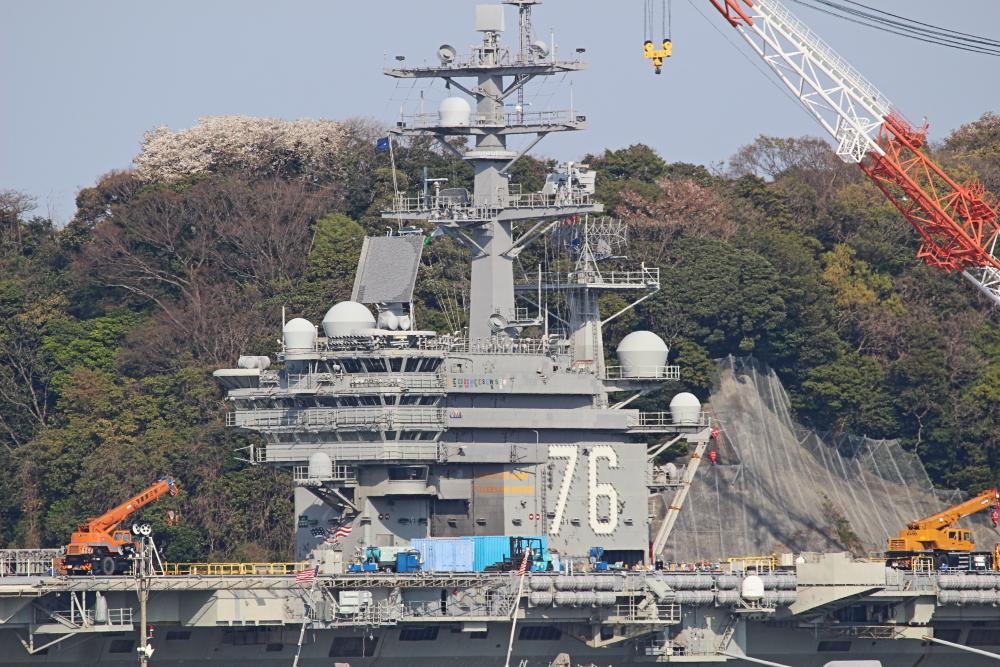 ヨコスカ軍港めぐり 121