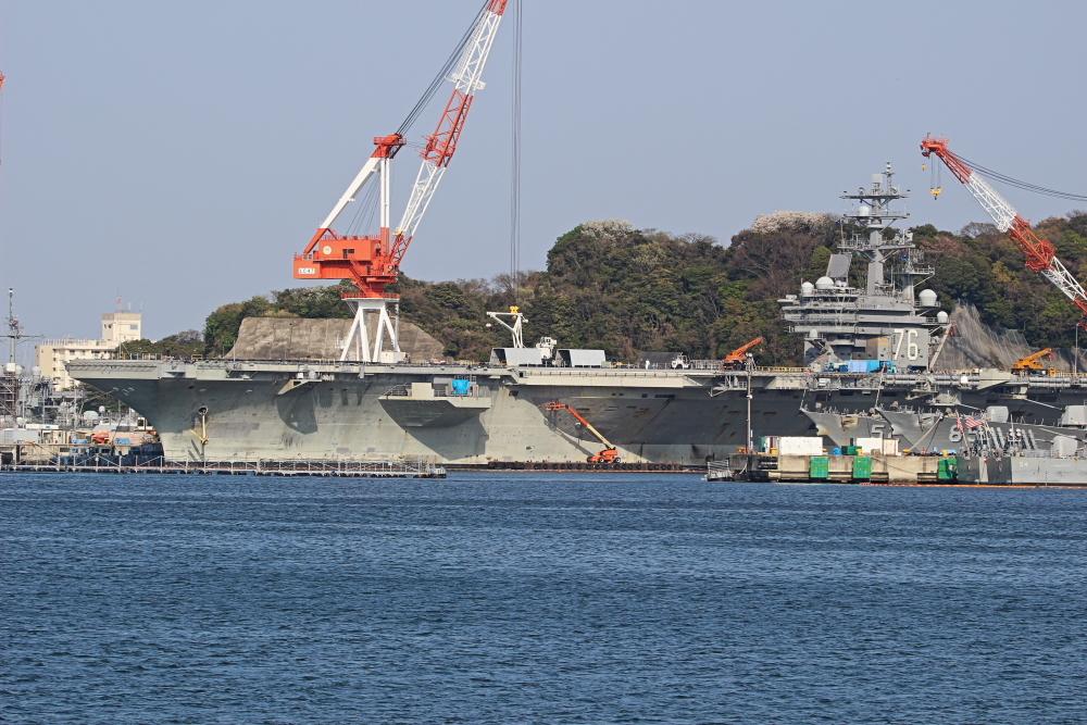 ヨコスカ軍港めぐり 124