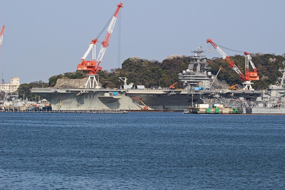ヨコスカ軍港めぐり 123
