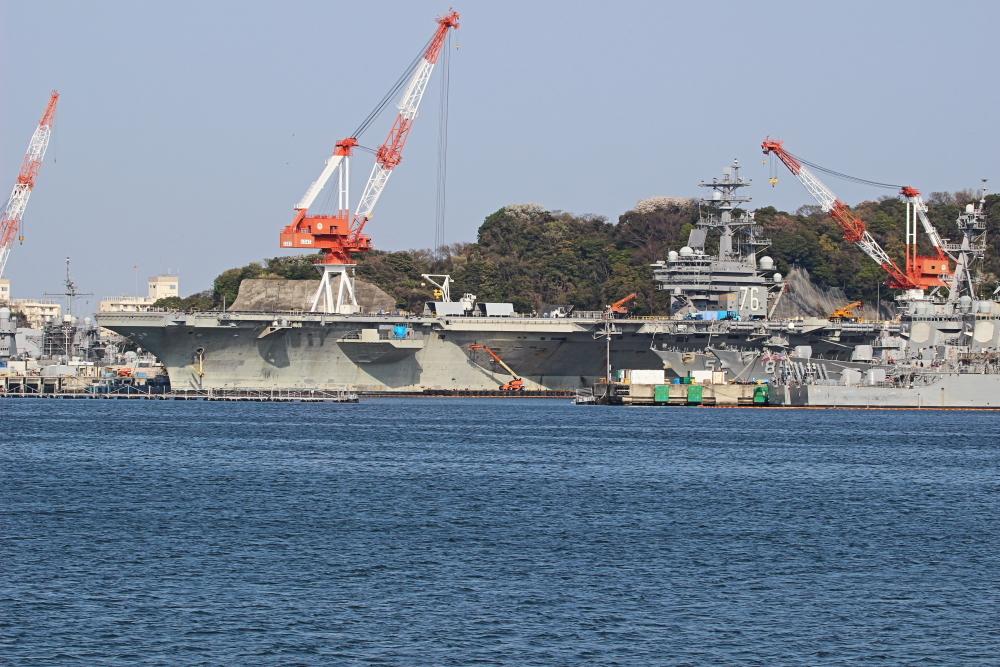 ヨコスカ軍港めぐり 125