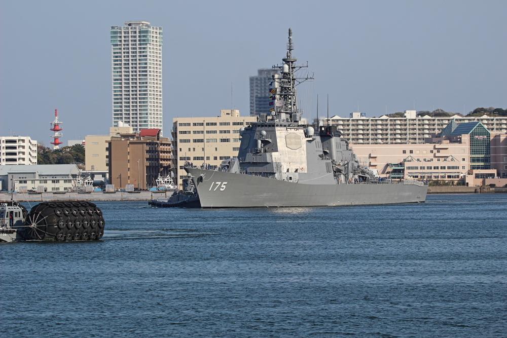 ヨコスカ軍港めぐり 129