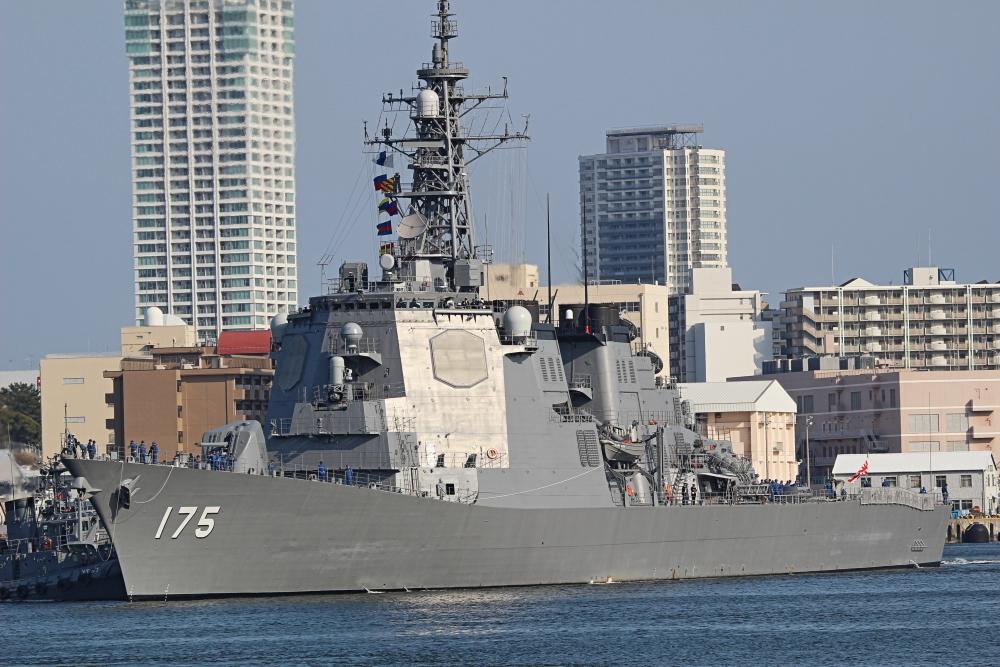 ヨコスカ軍港めぐり 131