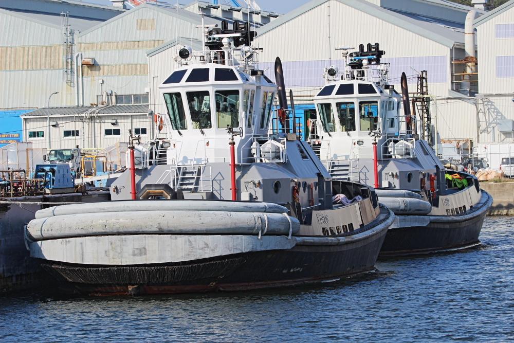 ヨコスカ軍港めぐり 166