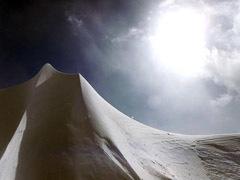 4自然が織り成す不思議な雪景色