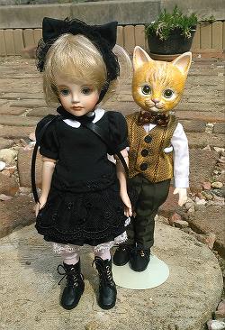 猫Mとリトルゴス