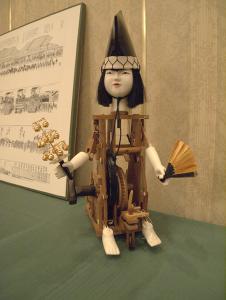 三番叟人形