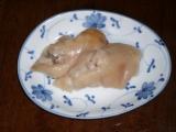 岡部食品 塩味とんそく 中身