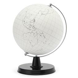 170304無印地球儀