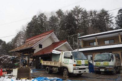 2017.2.8 葛尾村 ぽこ&まちさん 10
