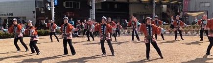 池田たばこ踊り1