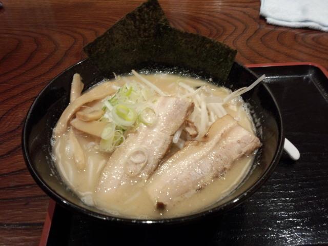 鶏白湯みそラーメン0219