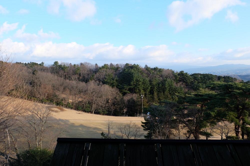 ラフォーレ修善寺山紫水明2日目01