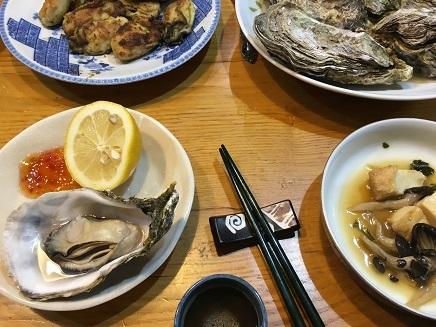 3212017 牡蠣&晩酌S