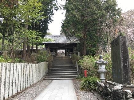 8番熊谷寺山門S4