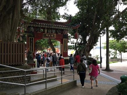 4222017 香港観光 香港島浅水湾S8