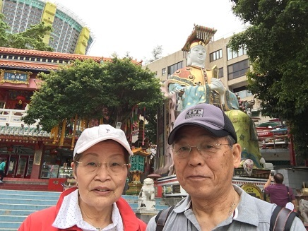 4222017 香港観光 香港島浅水湾天后廟S12