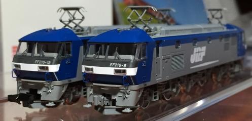 TOMIX EF210-0