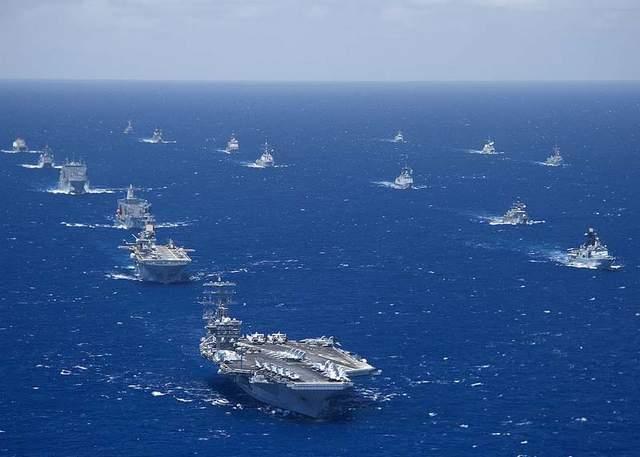 太平洋艦隊