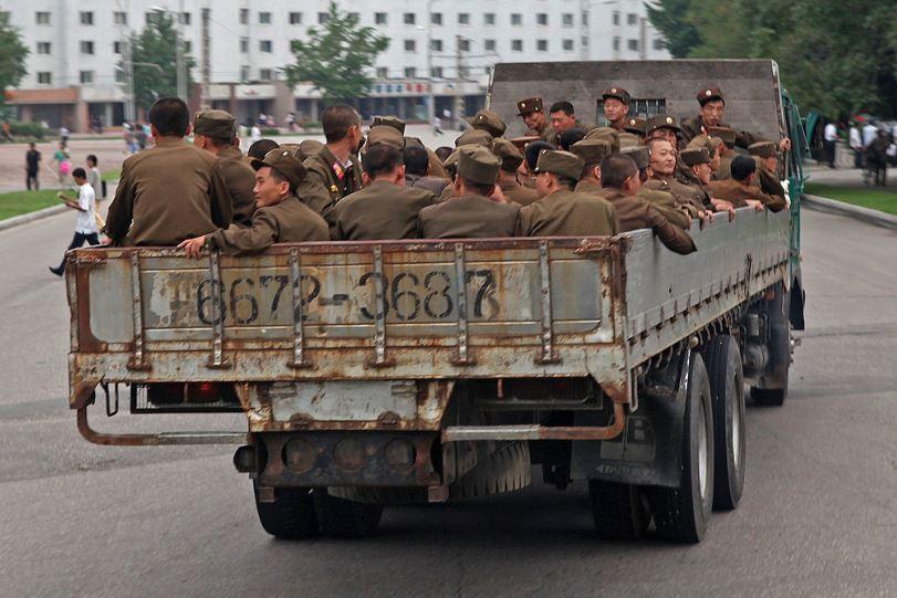 人民軍移動