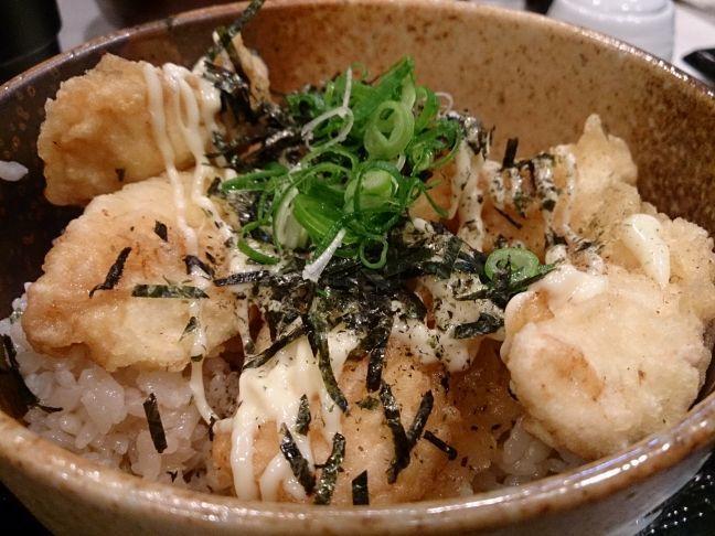 とりマヨ丼(1)