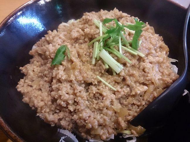 肉みそ丼2(1)