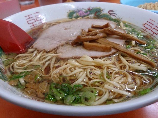 中華そば(1)
