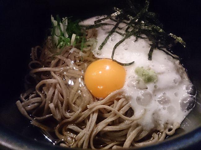 越前蕎麦(1)