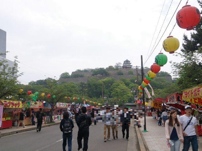 丸亀城(1)