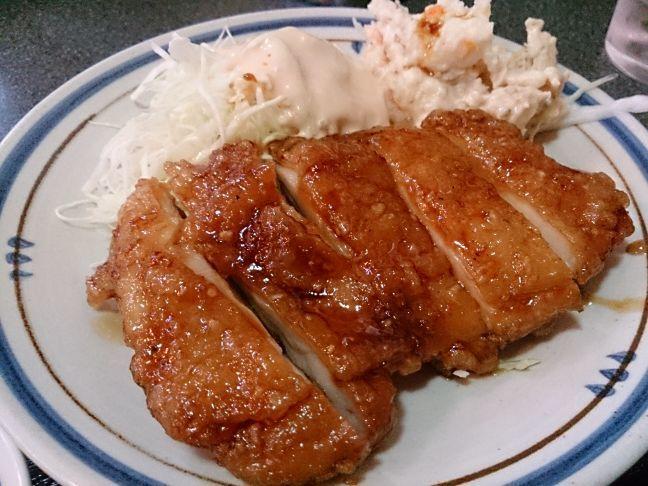 チキン(1)
