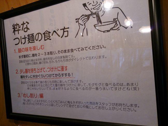 食べ方(1)