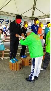 宍粟マラソン2