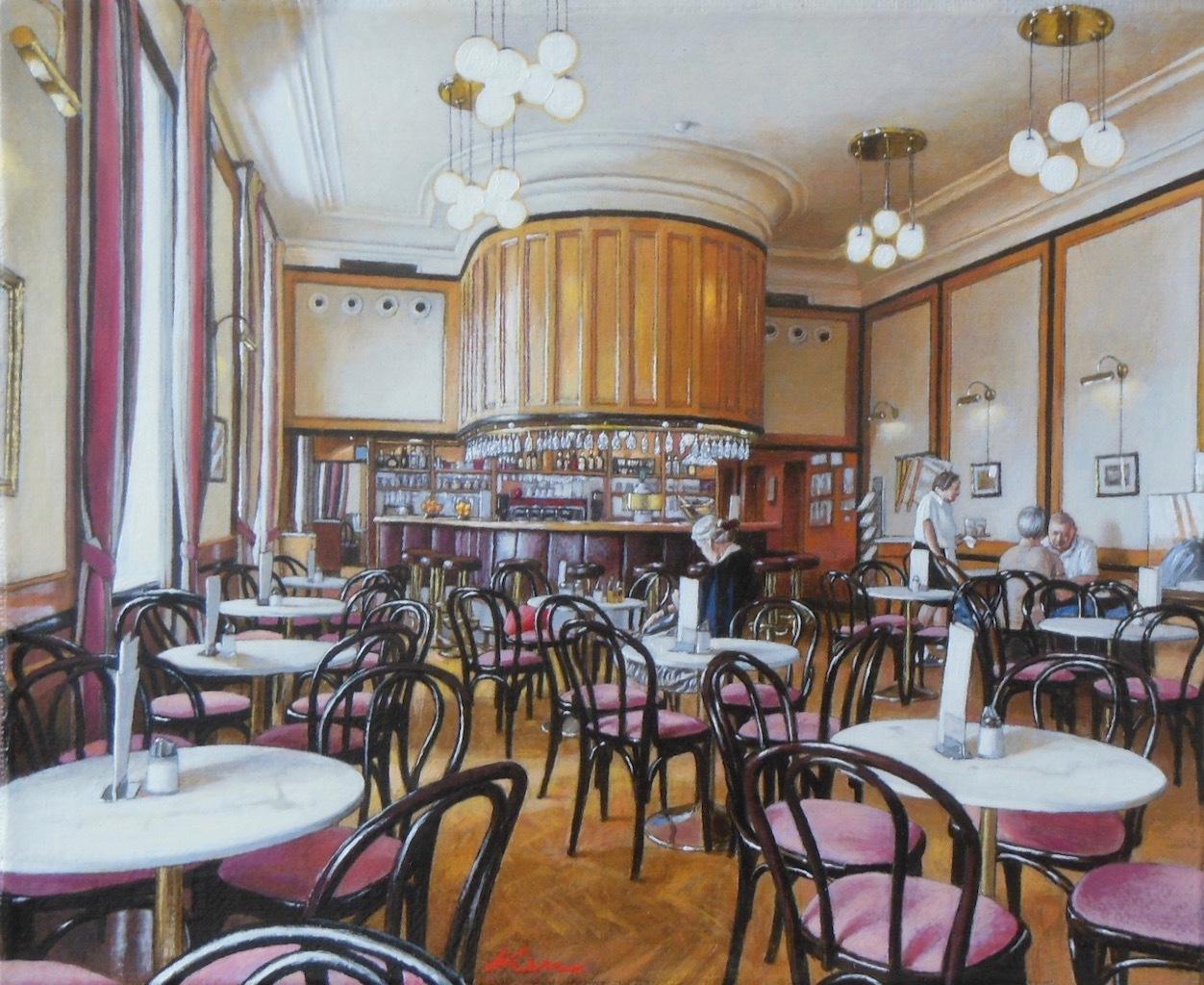 F3号「ドロテウムのカフェ」