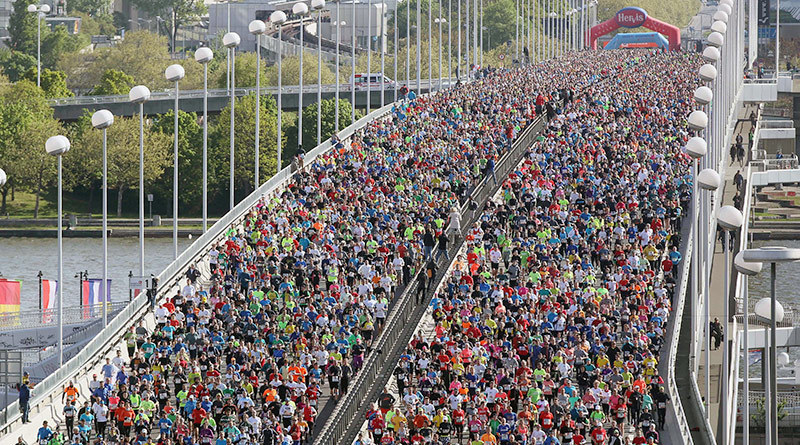 マラソン2017