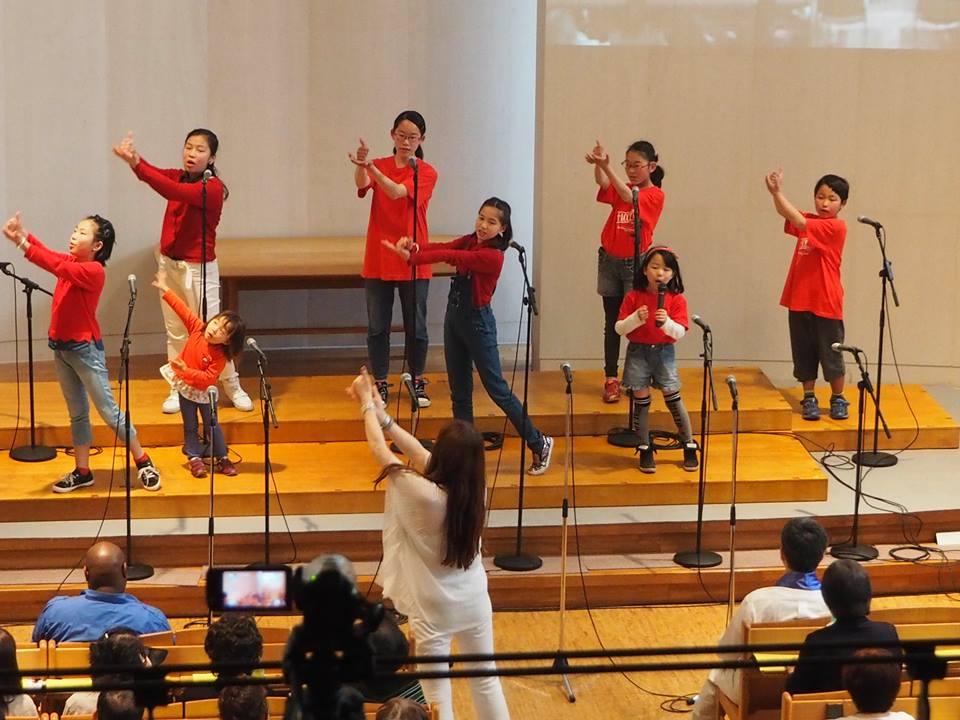 Happy Easter 2017 -KGCM Yokohama Kids Choir