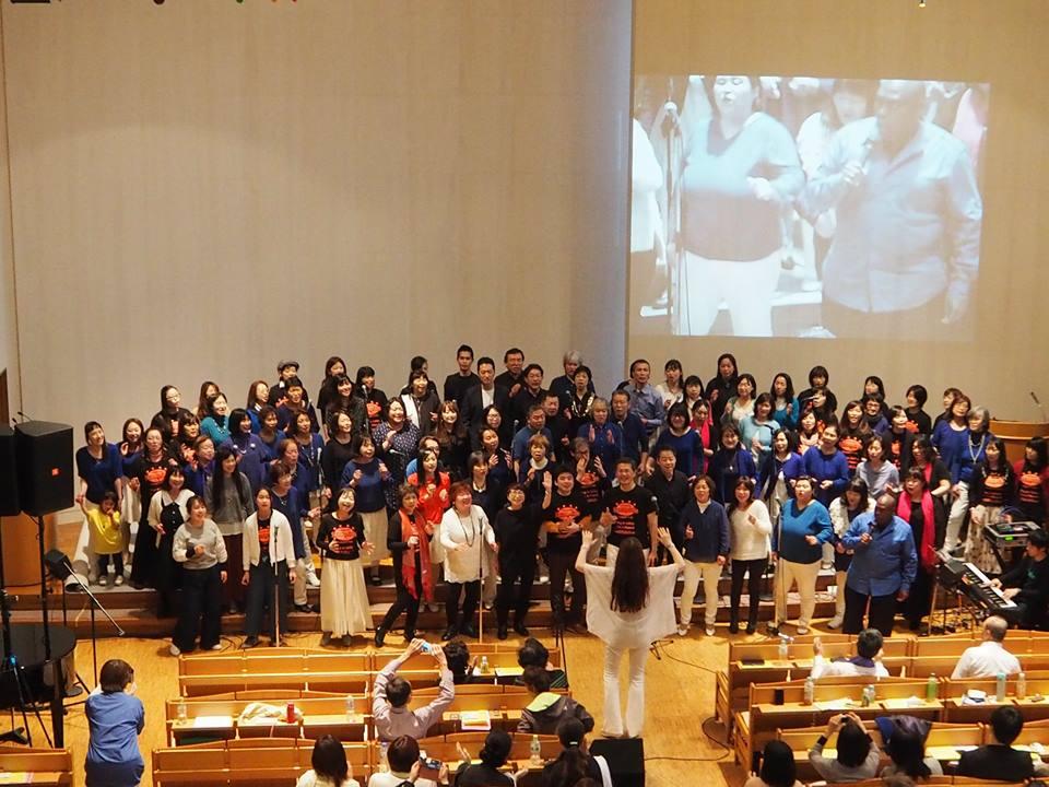 Happy Easter 2017 - Workshop Mass Choir