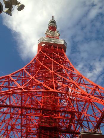 東京タワー3/27 1