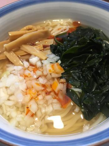 老郷酢湯麺 4