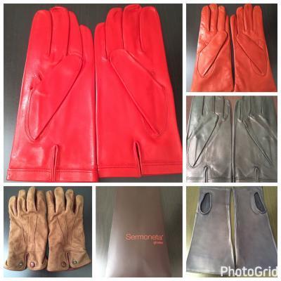 イタリア革手袋