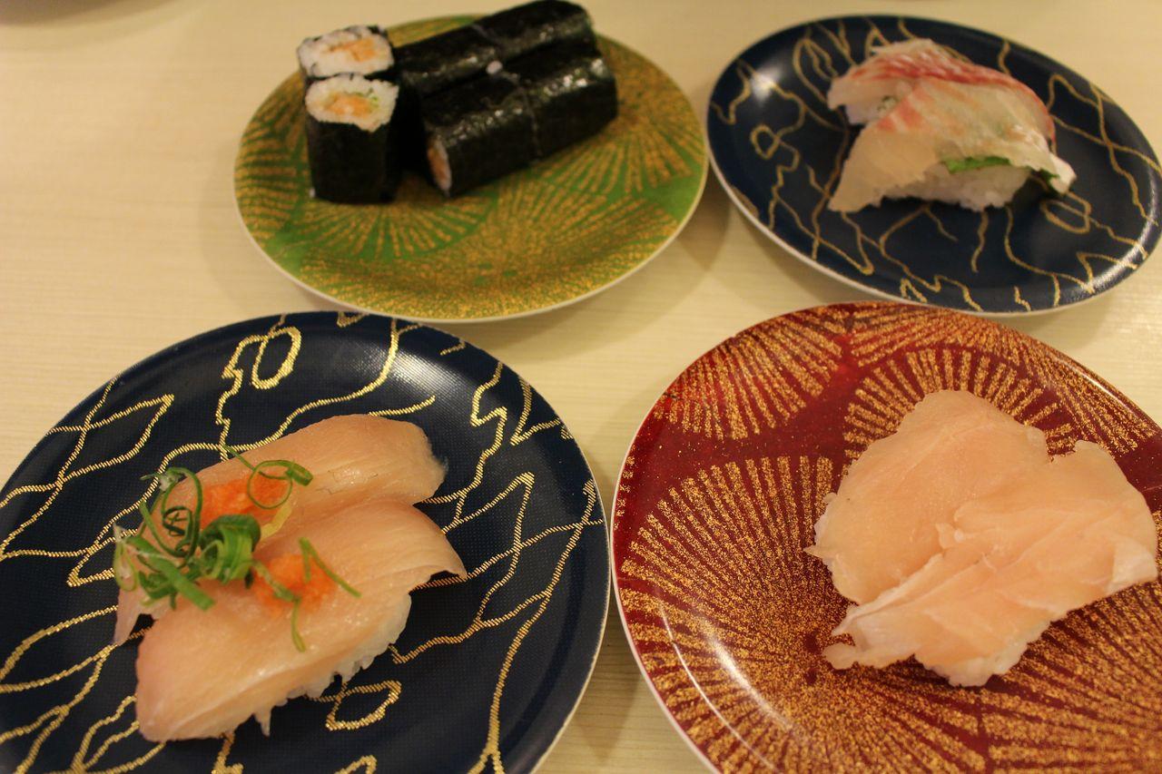 海鮮寿司とれとれ市場-2