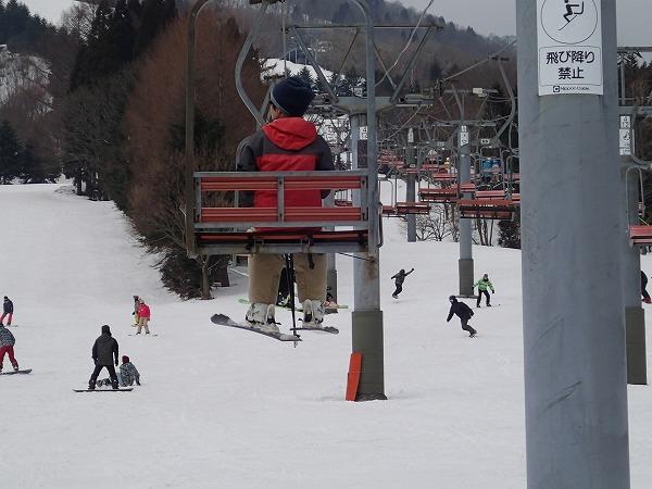 恐羅漢スキー場2